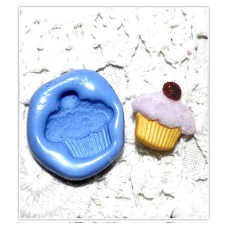 Moules en silicone cupcake 17 mm