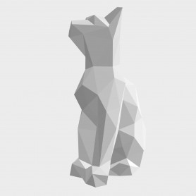 Chat Lowpoly
