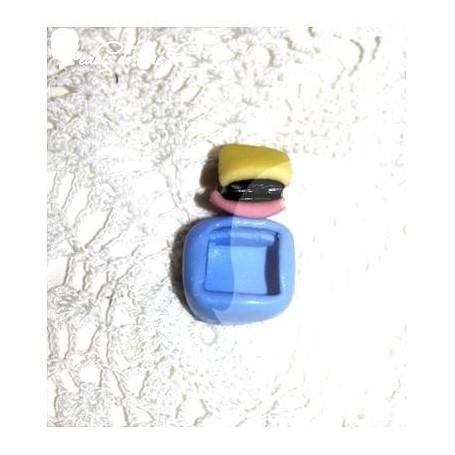 Moule en silicone bonbon réglisse 20 mm